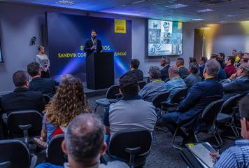 Sandvik Coromant inaugura Centro Tecnológico e nova sede em Jundiaí (SP)