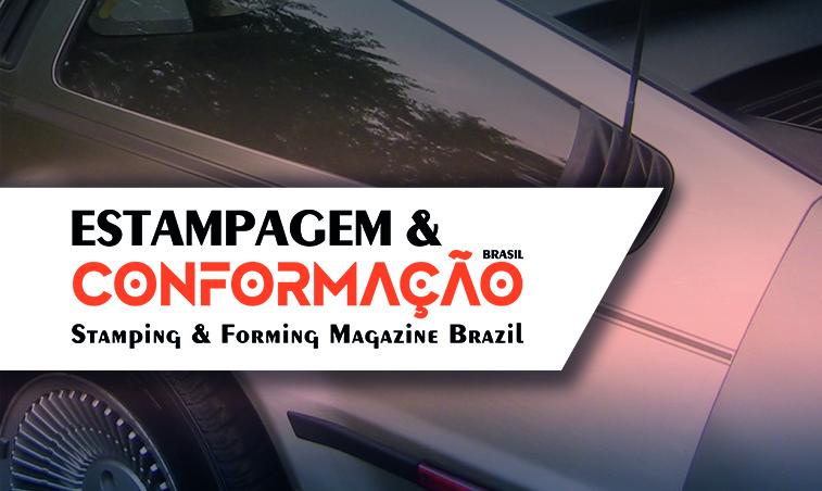Primeira Edição Revista Estampagem & Conformação