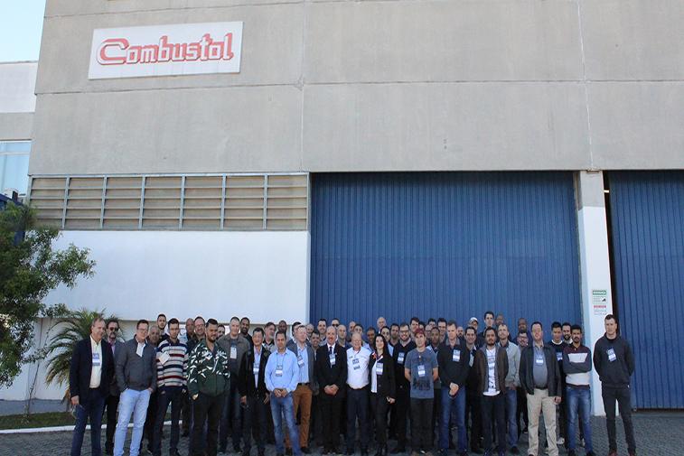 Agradecimento pela realização do VI Seminário de Manutenção e Segurança de Fornos Industriais