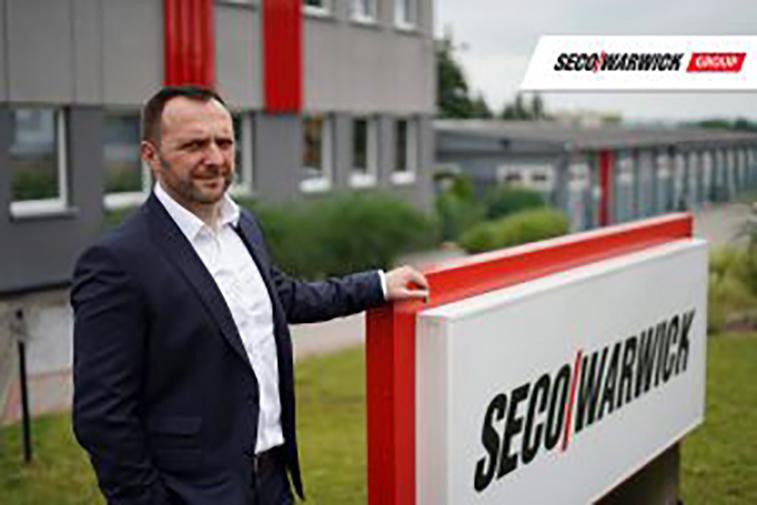 Sławomir Woźniak o novo presidente da SECO/WARWICK