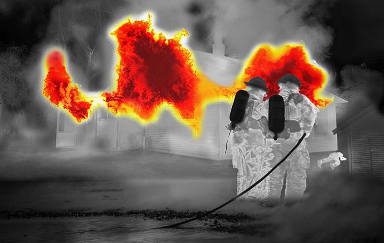 Evite catástrofes: câmeras termográficas podem detectar vazamentos de gás perigosos