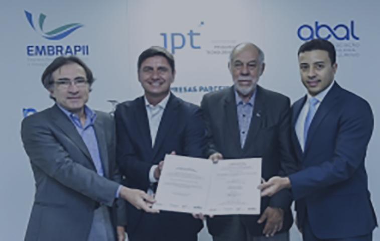 Projeto de PD&I reúne IPT e a cadeia produtiva do alumínio