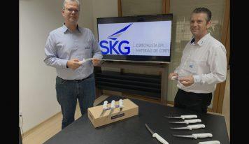 SKG inaugura fábrica de serras de fita no Brasil