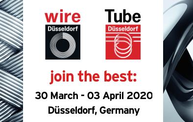WTT-Expo 2020: Feira será lançada como parte da feira de negócios Wire e Tube