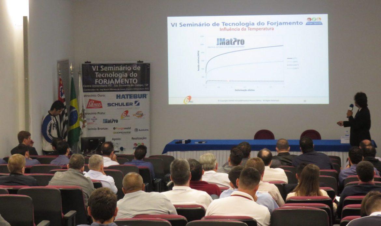 1° Congresso Conformação Metálica reune segmento da metalurgia