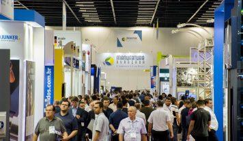 FEIMEC: feira de máquinas e equipamentos está 100% comercializada