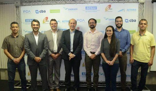 FCA faz parceria com CTI Senai para desenvolver ligas de alumínio inovadoras