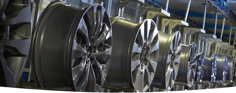 Maxion Wheels desenvolve roda de alumínio mais leve