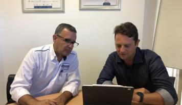 Dhoss Consultoria e Messe Brasil firma parceria para a feira Metalurgia