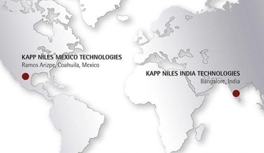 Kapp Niles expande presença em mercados importantes
