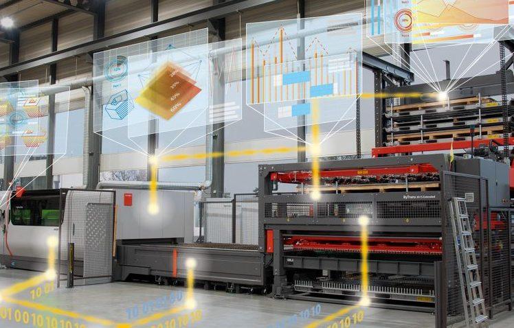 Do analógico ao digital no processamento de chapas metálicas