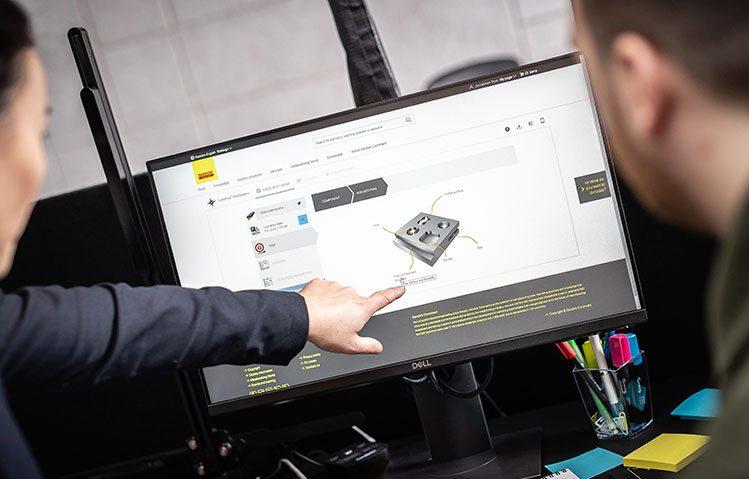 Sandvik Coromant e Microsoft cooperam para moldar futuro da fabricação