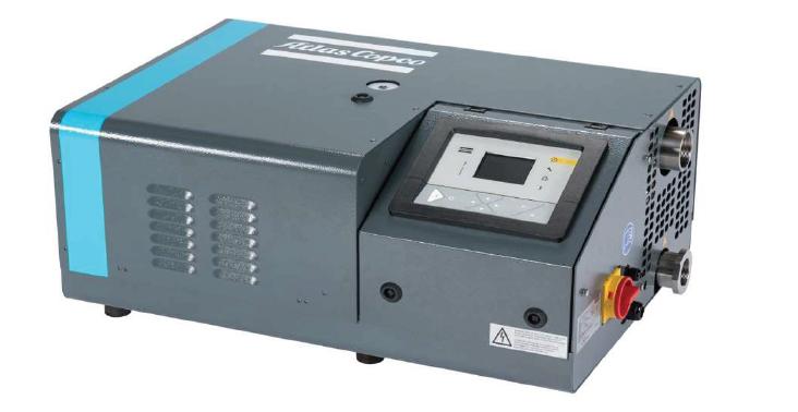 Atlas Copco apresenta nova bomba de vácuo de parafuso seco