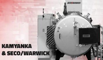 Seco Warwick vende forno a vácuo 3 em 1 para substituir linha a banho de sal