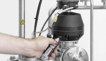 Automação por radiofrequência na manutenção e validação industrial
