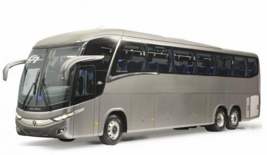 Marcopolo usará grafeno para reduzir peso em ônibus