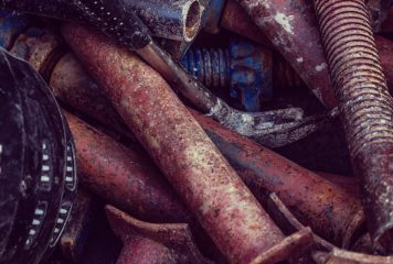 Exportações de sucata de ferro e aço batem recorde com retração da demanda interna pelas usinas siderúrgicas