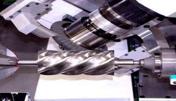 Retificadora Processa por Completo Pares de Rotores de Bombas e Compressores
