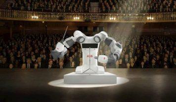 Celebrando os 5 anos do robô YuMi da ABB
