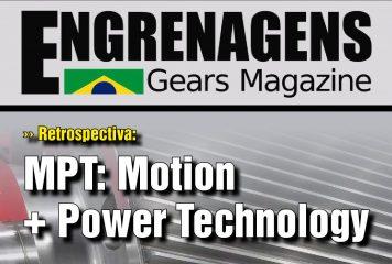Confira a nova edição da revista Engrenagens Gears Magazine