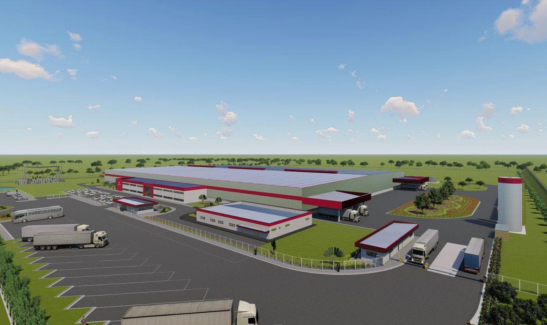 Meritor assina acordo de compra de terreno para construção de nova fábrica
