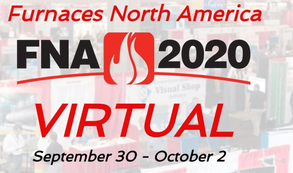 Feira FNA – Furnaces North America será virtual
