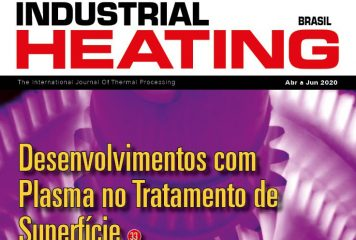 Edição de Abril a Junho da revista Industrial Heating já está disponível