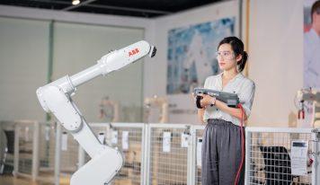 ABB lança novo robô para espaços confinados