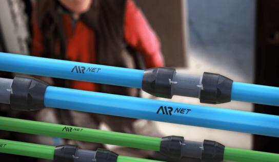 Tubulação de alumínio: vantagens para a rede de ar