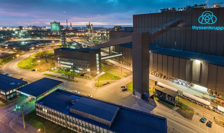 Liberty Steel faz oferta para adquirir thyssenkrupp Steel Europe
