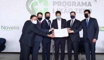 Setor de lata de alumínio assina Termo de Compromisso com o Ministério do Meio Ambiente
