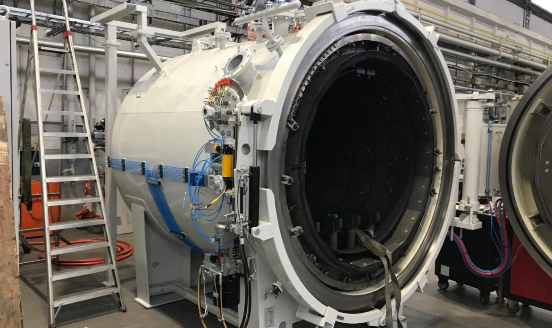 Combustol Fornos fabrica Forno a Vácuo no Brasil