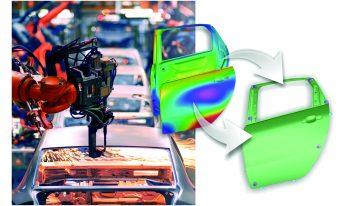AutoForm revela sua solução para armação de carrocerias brutas e amplia a digitalização do processo de fabricação