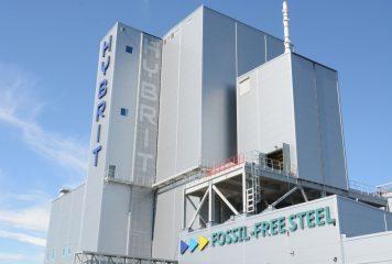 Grupo Volvo e SSAB anunciam produção dos primeiros veículos com aço livre de combustíveis fósseis