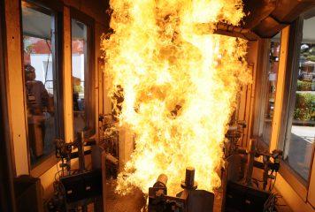 DuPont vai transmitir ao vivo simulações de acidentes de trabalho com fogo