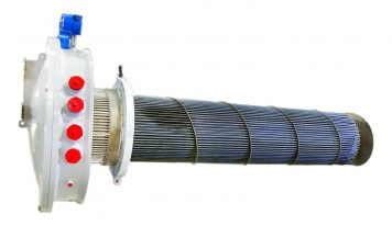 Redução dos intervalos de manutenção de trocadores de calor com o novo trocador de calor elétrico ultraeficiente HELIMAX™ da Watlow