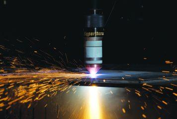 Corte a plasma 3D inova em eficiência e rapidez no corte de metais
