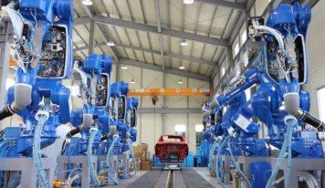 Yaskawa Motoman do Brasil faz o lançamento do robô MPX3600 destinado para pintura automotiva